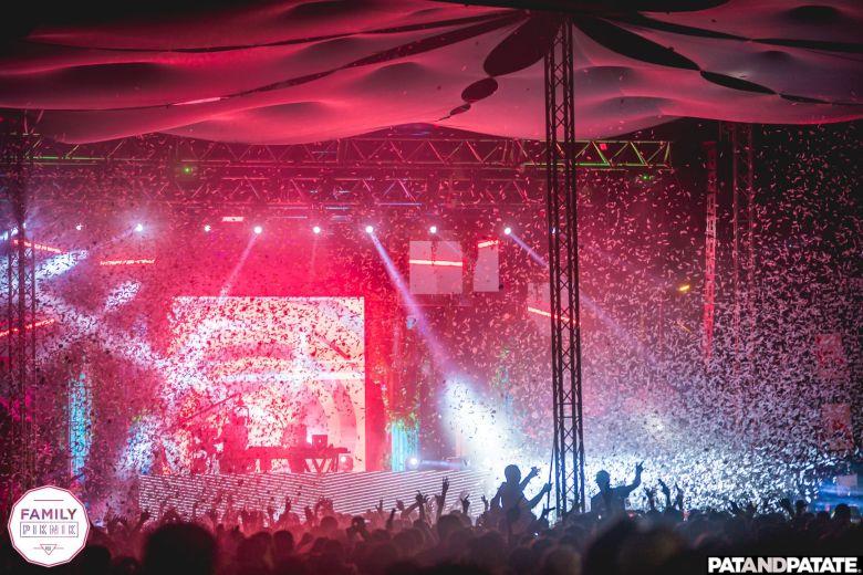 confetti concert