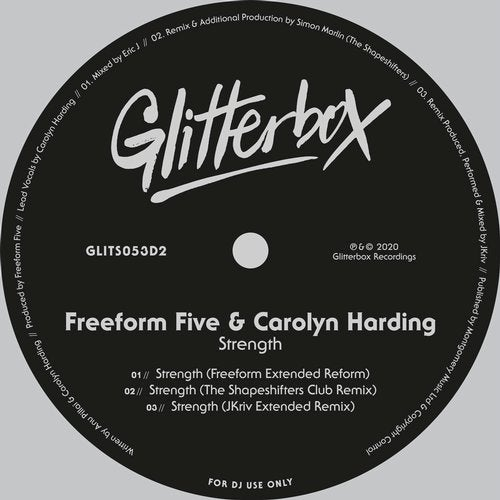Carolyn Harding &freeform Five - Strength